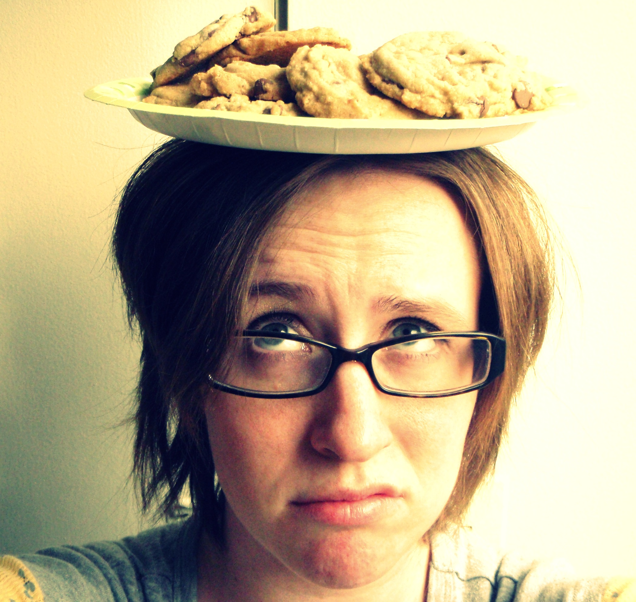 Hi, I'm Lauren, and this is my obese brain.