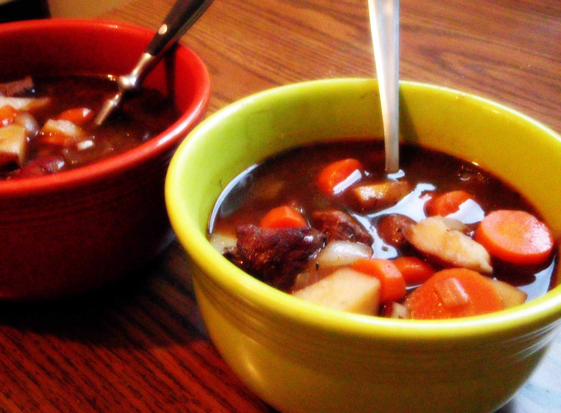 Mmm . . . Food . . . Irish Beef Stew