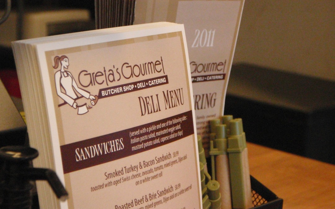 The Local Awesome: Greta's Gourmet
