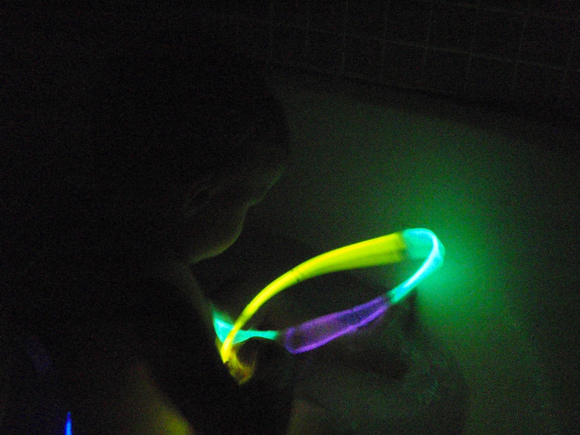Glow Bath!