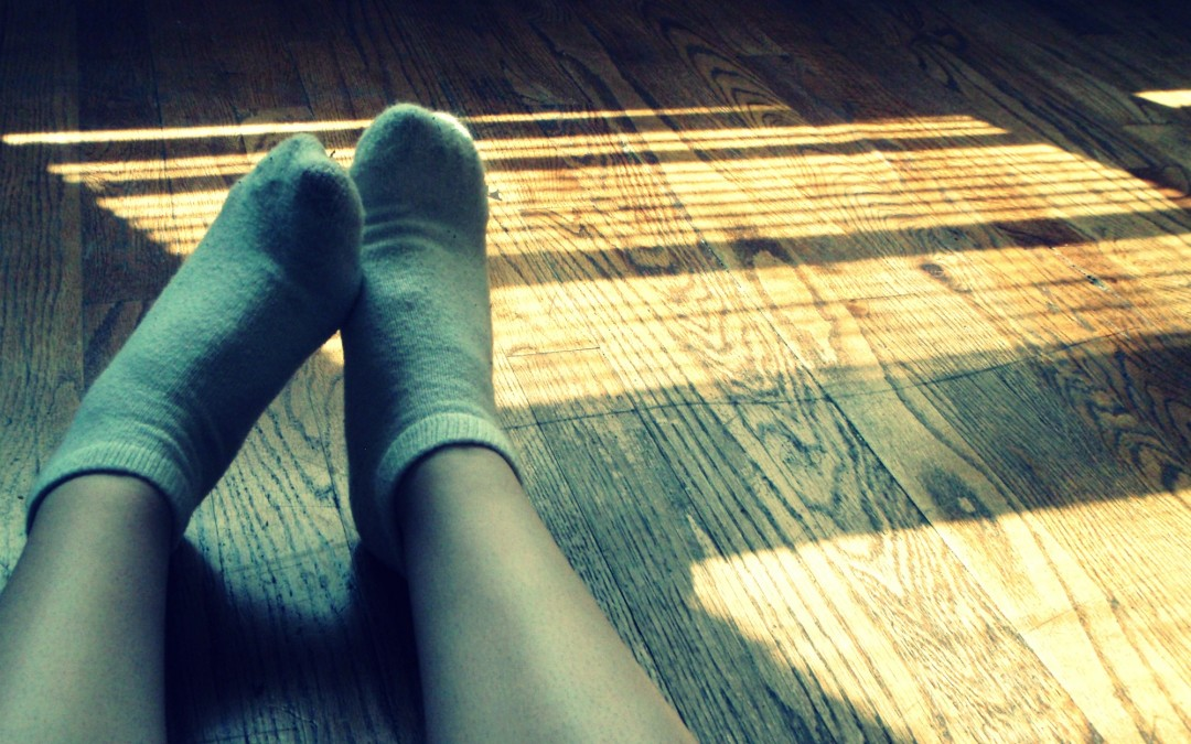 Marriage and the Art of Wood Floor Maintenance