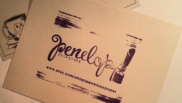 The Local Awesome: Penelopy Paper