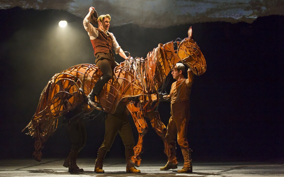 War Horse at the Orpheum! (Plus me probably crying a lot.)