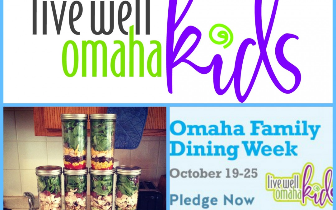 #OmahaFamilyDining, a Giveaway, and a Whole Lotta Mason Jars