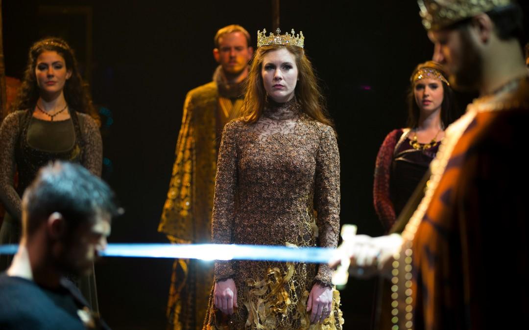 Camelot + Orpheum = Me All Aflutter