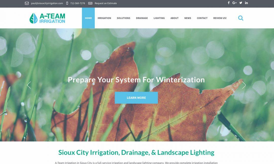 A-Team Irrigation